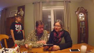 mom (school counsler) stepdad react to dont stay in school.