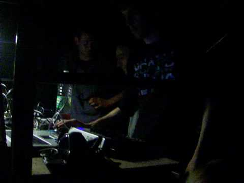Inktomi Underground Crew live @ Pasquatek 09