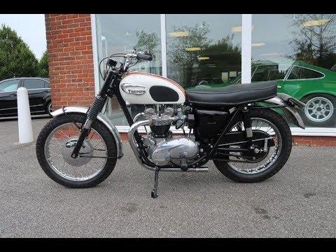 1966 Triumph Bonneville T120 TT Classic Motorbike For Sale in Louth Lincolnshire