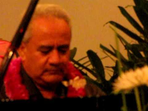 American Samoa Governor Performs at Piano Recital