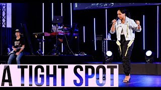 """A Tight Spot"" - Sarah Jakes Roberts"
