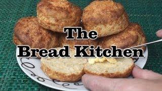 Cheese Scones Recipe In The Bread Kitchen