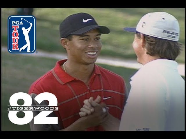 Tiger Woods wins 1998 BellSouth Classic | Chasing 82