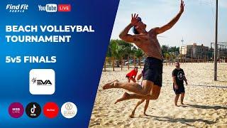 EVA Beach Volleyball Tournament | 5v5 Finals