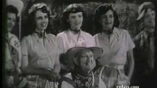 The Old American Barn Dance 1953 Show 2 Part 1 of 3