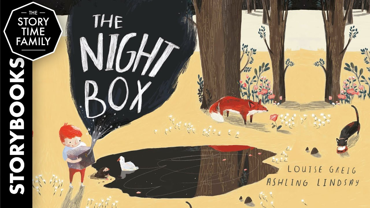 The Night Box | An enchanting bedtime story