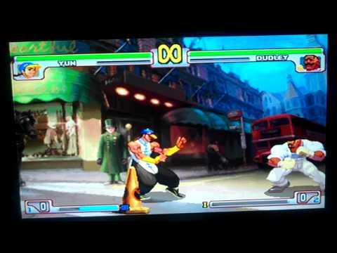 Street Fighter III: Third Strike Frame Data Part 5 of 5