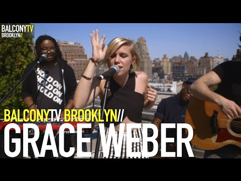 GRACE WEBER - OIL & GOLD (BalconyTV)