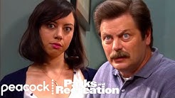 Parks and Recreation - Ron vs. Online Privacy (Episode Highlight)