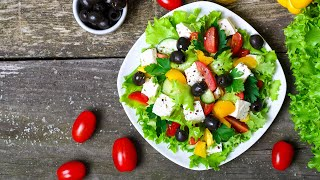 Как приготовить салат с витаминами 😃🥦🥗👍