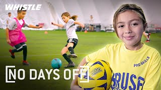 9-Year-Old Soccer Superstar Could Be The FUTURE Of Soccer!