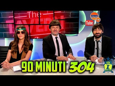 90 MINUTI 304 Real Madrid TV (24/05/2018) THE TAVERN | Final Kiev 2018
