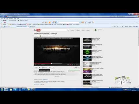 District7 Recruitment // SpeedArt by EfrzDZN