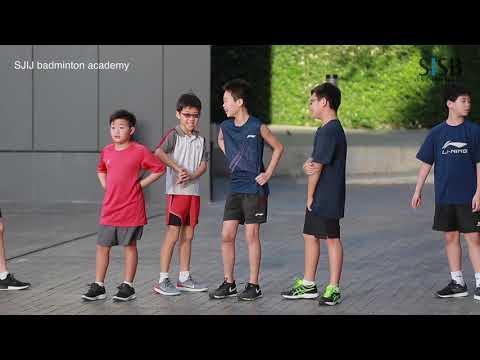 SJIJ Badminton Camp