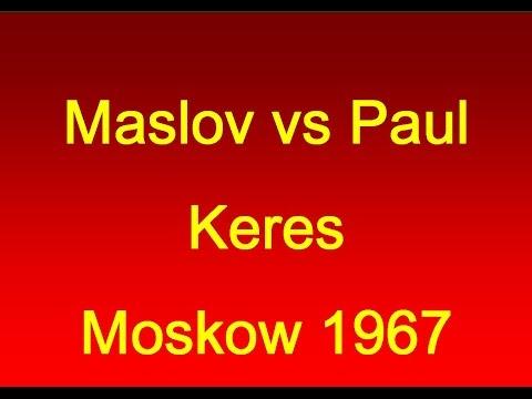 Uzbekistani Champion vs Paul Keres - 1967