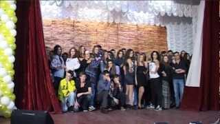 День першокурсника НГУ 2012