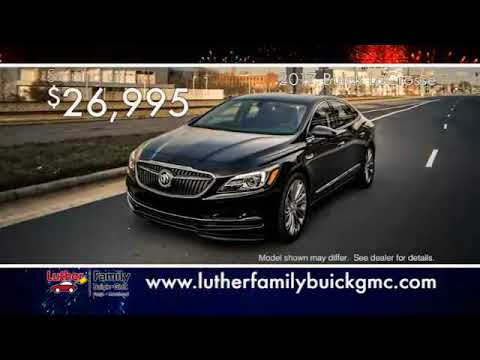 Shatter Expectations with a New Buick from Luther Family Buick GMC     Shatter Expectations with a New Buick from Luther Family Buick GMC
