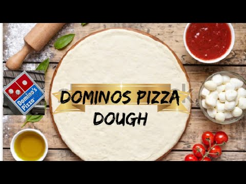 How To Make Perfect Pizza Dough Recipe Quick & Easy – Dominos Pizza Dough by urabia cooks