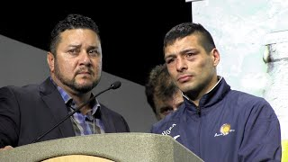 Lucas Matthysse vs. Viktor Postol full video-Complete post fight press conference