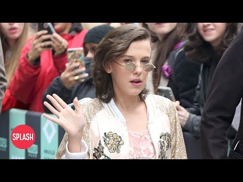 Millie Bobby Brown Has a Boyfriend | Daily Celebrity News | Splash TV