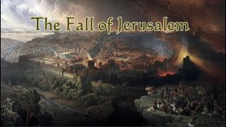 An Event of Cosmic Dimensions Occurred at the Fall of Jerusalem