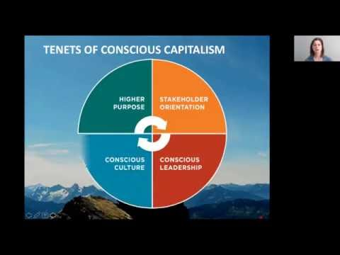 """Tiger Enrichment Webinar """"Conscious Capitalism and the Future of Business"""""""