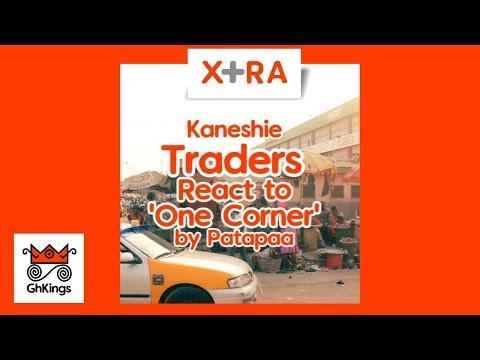 Kaneshie: Traders REACT to 'One Corner' — XTRA