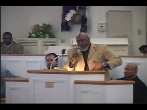 Pastor Nathaniel Wells III  ''Our Authority In God'' pt2