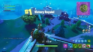 Fortnite Getting a win with Spiderboy906 and Slaye1
