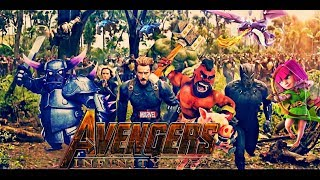 Avengers : Infinity War Trailer ft Clash of Clans | Funny Version | COCSUCKS