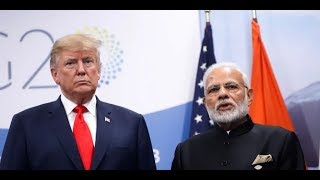 Donald Trump India Visit LIVE || Ahmedabad Airport All Set To Welcome Donald Trump - TV9