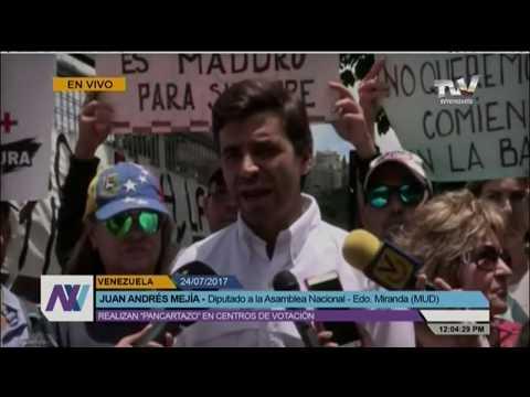 Situación en Venezuela 24 de julio