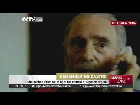 Ethiopia mourns Fidel Castro - CCTV Africa