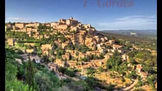 Les 10 plus beaux villages de Provence avec PVS