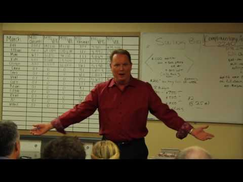 Jim Gissy Sales Motivational Speech at Westgate Park City