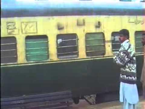 LAST DAY AT DUTY PAKISTAN RAILWAY SAMMA SATTA 1