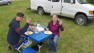 Chicken Pot Pie  : Dutch Oven Cooking