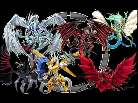 yugioh 5ds dragon {hieratic} combo & deck + - YouTube