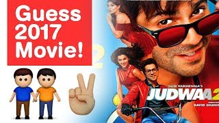 Guess Top 10 Bollywood Movies of 2017 - Emoji Challenge!