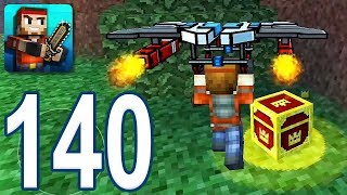 Pixel Gun 3D - Gameplay Walkthrough Part 140 - Battle Royale (iOS, Android)
