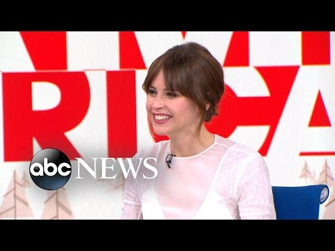 Rogue One: A Star Wars Story | Felicity Jones Interview