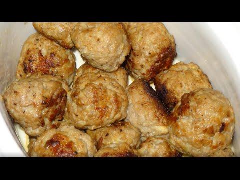 boulettes-de-viande-haché-suédoises---boulettes-de-viande-scandinaves-style-ikea---recette-#160