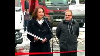 Официальное открытие VOLVO GROUP в Ярославле(В Ярославле открылся новый авторизированный сервисный центр VOLVO GROUP. На станции представлены высококачеств..., 2014-10-22T07:40:21.000Z)