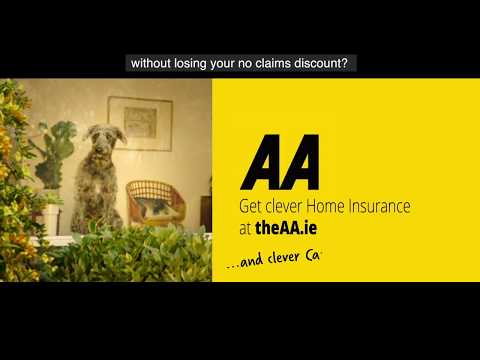 AA Home Insurance - Who's got clever insurance?