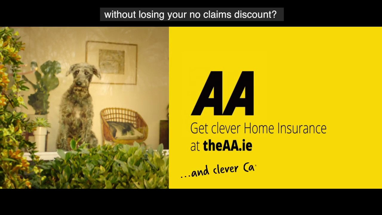 AA Home Insurance - Who's got clever insurance? - YouTube
