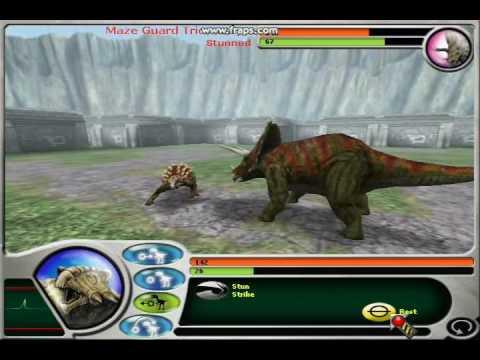 Jurassic Park Dinosaur Battles Part 10 - YouTube