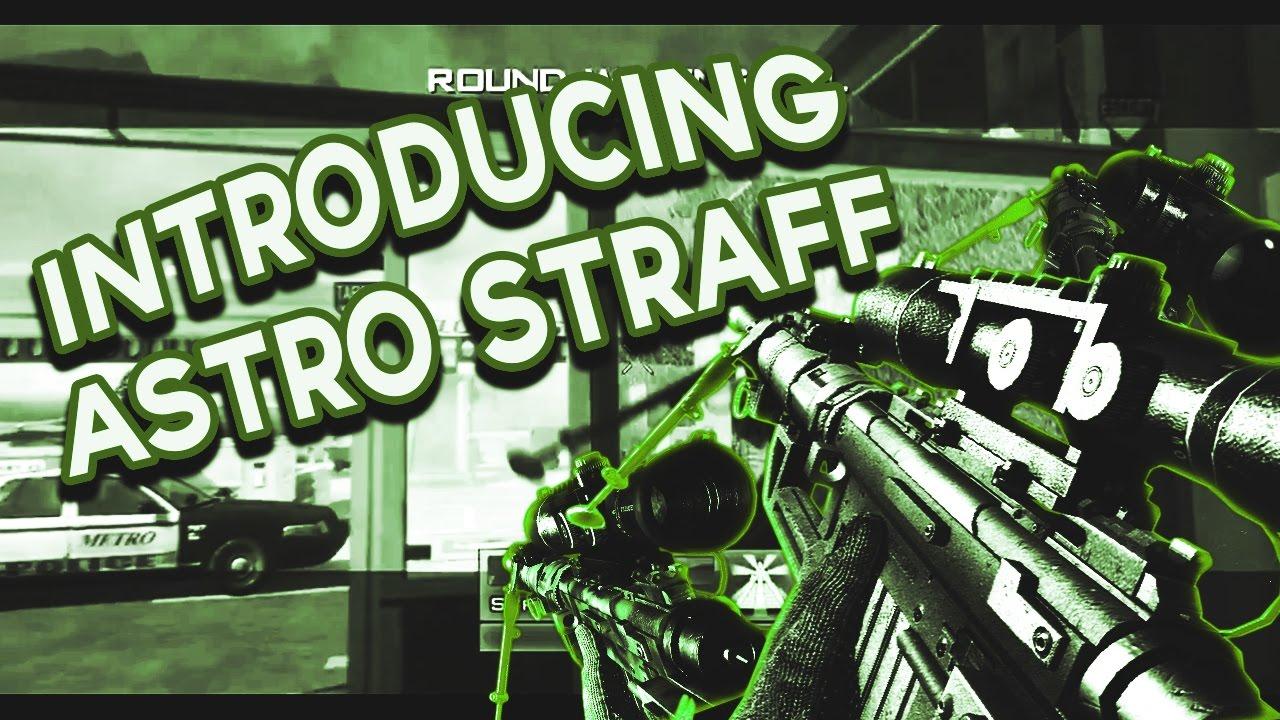 Introducing Astro Straff