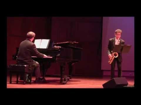 """Ave Maria"" (Franz Schubert) -- Tony Rondolone, David Paul Mesler -- Peace Concert"