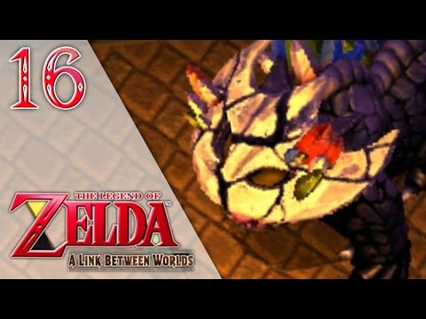 Zelda A Link Between Worlds : Le palais des ténèbres | Ep.16 - Let's Play FR