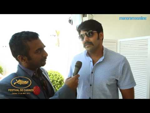 Arya Speaks about Sangamithra at  Cannes Film Festival 2017 | Manorama Online